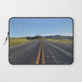 CA Road Laptop Sleeve