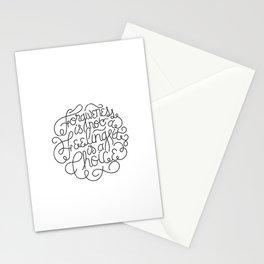 Forgiveness Stationery Cards
