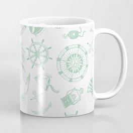 Ocean Is Calling Coffee Mug