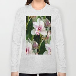 The Gift of an Orchid Long Sleeve T-shirt