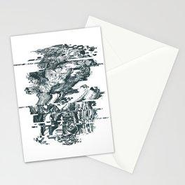 glitch1 Stationery Cards