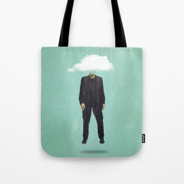 Head in the Cloud Tote Bag