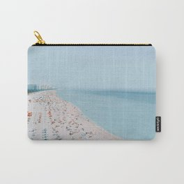 miami beach, florida Carry-All Pouch