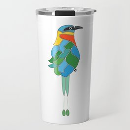 Whimsy bobo bird Travel Mug