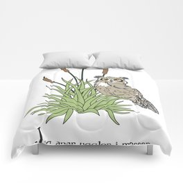 Things Swedes Say - I Sense Owls in the Bog Comforters