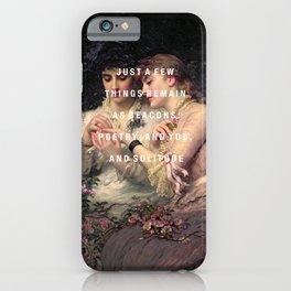 beacon iPhone Case