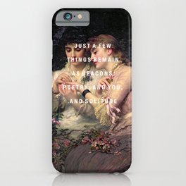 beacon iPhone Case