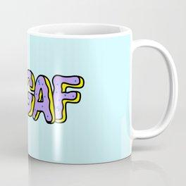 IDGAF Violet Donuts Coffee Mug