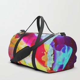 Neon Magic Duffle Bag