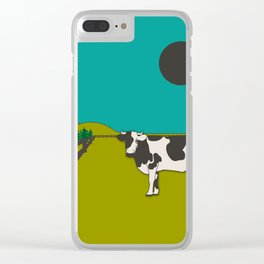 Visit Wisconsin Clear iPhone Case