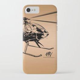 Copper MD-500 iPhone Case