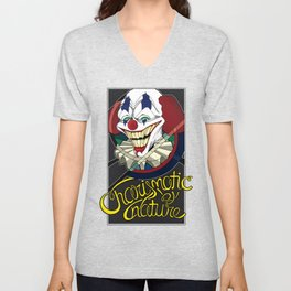 Charismatic By Nature Unisex V-Neck