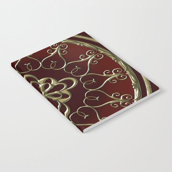 Golden Treasure of Nemo Notebook