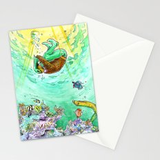 AQUAMAN - or - NOVEMBER 9, 2016 Stationery Cards