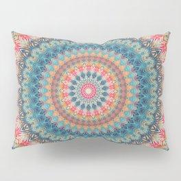 Mandala 369 Pillow Sham