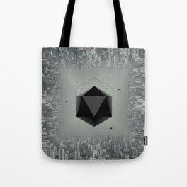 City Intruder Tote Bag