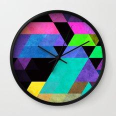 blykk slypp Wall Clock
