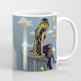 Black Canary  Coffee Mug