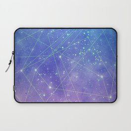 Map of the Stars Laptop Sleeve