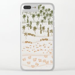 Ecocide Clear iPhone Case