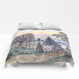 New Day Dawning Comforters
