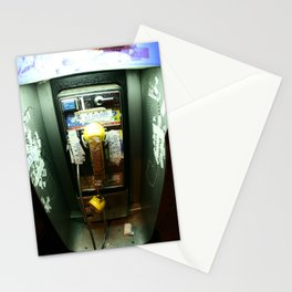 Silverlake Phonebooth Stationery Cards