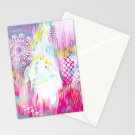 Cockatoos Stationery Cards