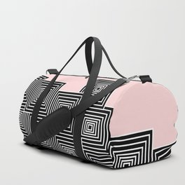 Pink Zone Duffle Bag