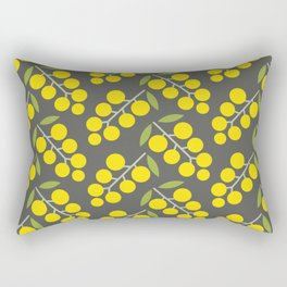 Wattle I Think Of Next Rectangular Pillow
