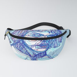 Linear stare Fanny Pack