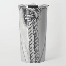 Rope tie Travel Mug