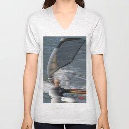 Windsurfing Unisex V-Neck