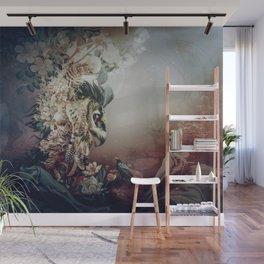 Owl Fantasy Wall Mural