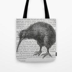 Curious Kiwi Tote Bag