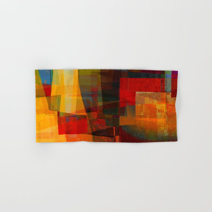 autumn landscape Hand & Bath Towel