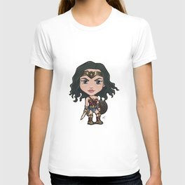 Justice League series : Diana Prince T-shirt