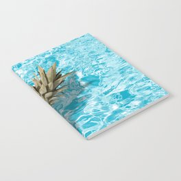 PINEAPPLE & POOL Notebook