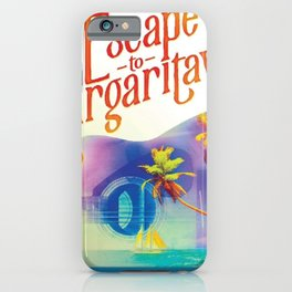 MARGARITAVILLE IYENG 3 iPhone Case