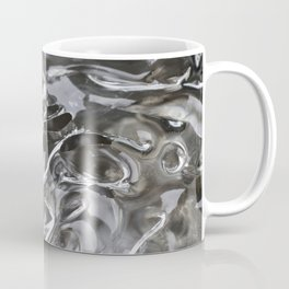 Tongues of fire, bound by ice. Coffee Mug