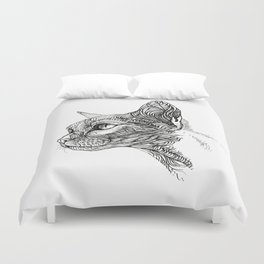 Herman Duvet Cover