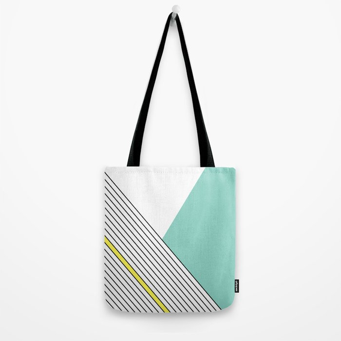 MINIMAL COMPLEXITY Tote Bag
