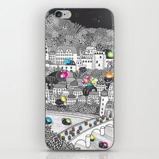 Locals Only - Heidelberg, Germany iPhone Skin
