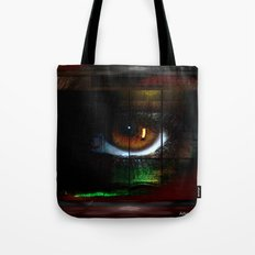Window Of The Soul Tote Bag
