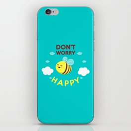 Buzzing life! iPhone Skin