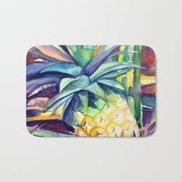 Kauai Pineapple 4 Bath Mat