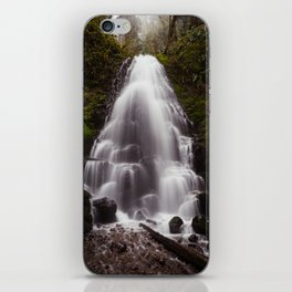 Fairy Falls, Oregon iPhone Skin