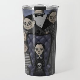 The Addams Family Travel Mug
