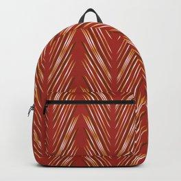 Wheat Grass Terra Cota Backpack