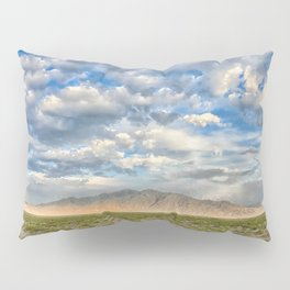 A Desert Day Pillow Sham