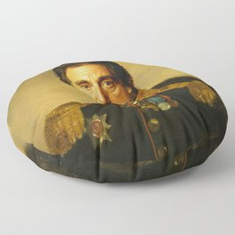 Al Pacino -replaceface Floor Pillow